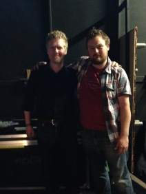 Me and Glen, Once 2015