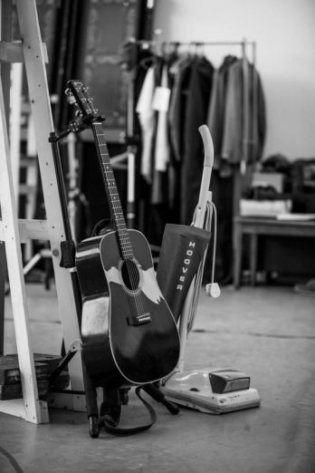 Once Rehearsals, Photo Ste Murray