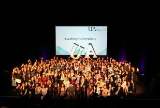 Undergraduate Awards Staff and Attendees